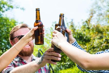 Biergeschenke sind beliebt