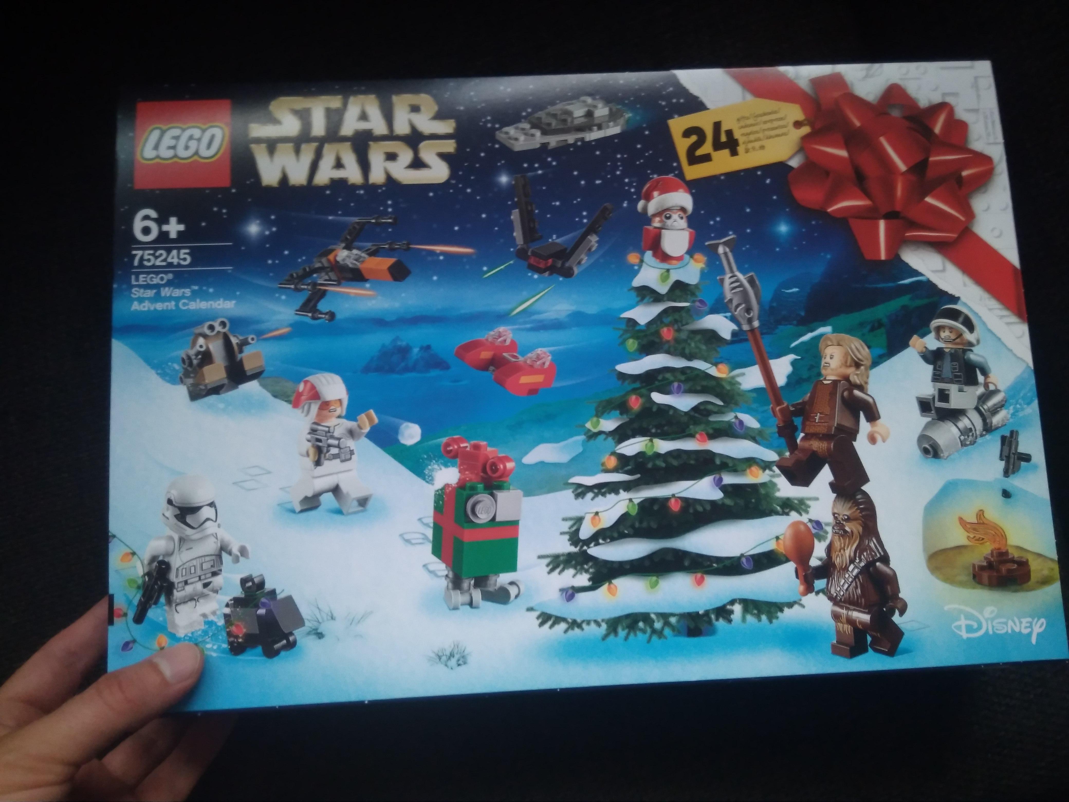 Lego-Adventskalender: Star Wars, Harry Potter & Co.