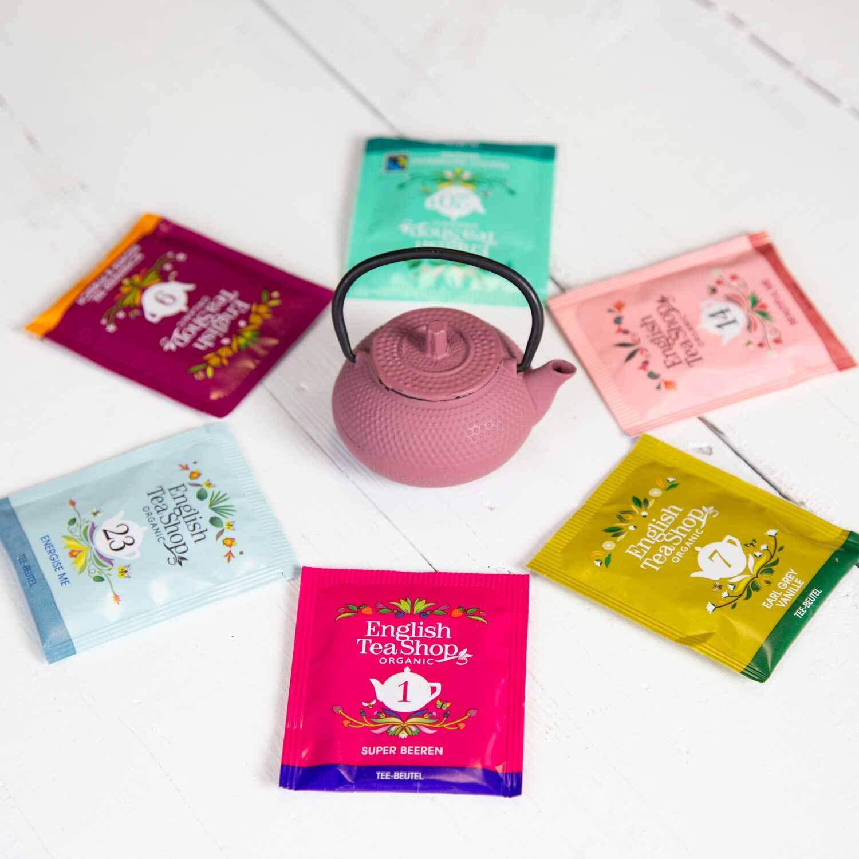 Gesunder Tee Adventskalender