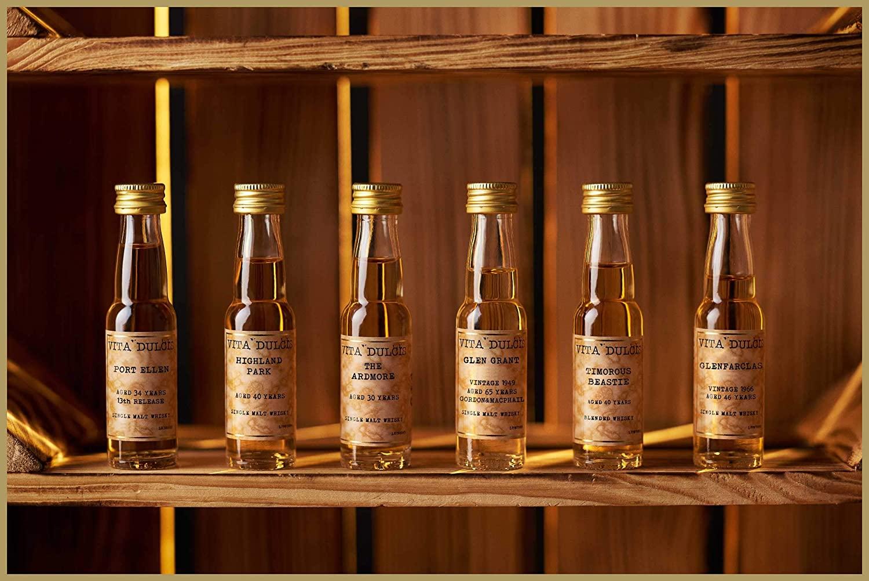Whisky Adventskalender 2020 für Männer: Flaschen, vom Fass etc.