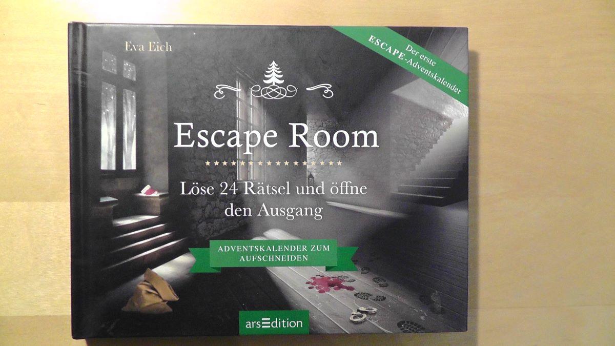Eva Eich ist Autorin des allerersten Escape Room Adventskalenders