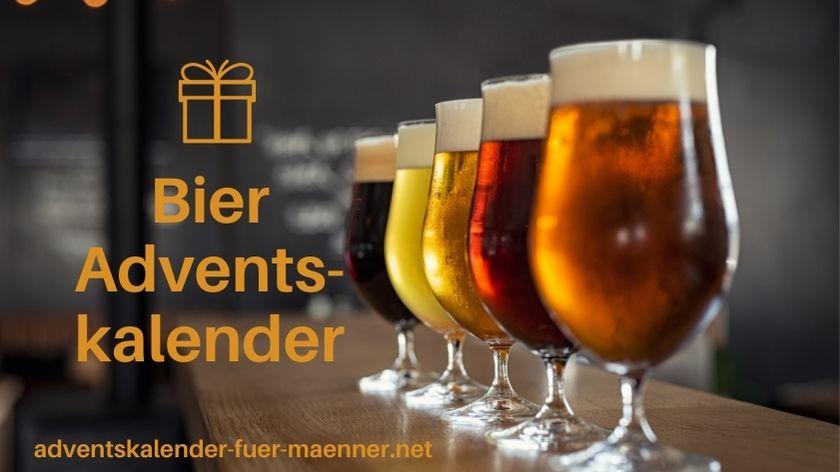 Bier Adventskalender im Vergleich