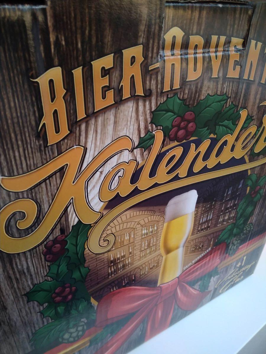 Kalea Adventskalender mit deutschen Bieren edited