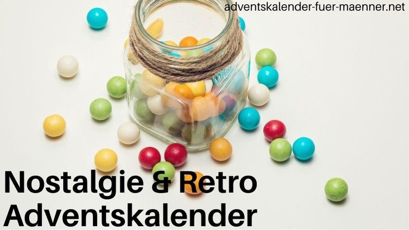 Nostalgie Adventskalender 2021 (Retro, DDR)
